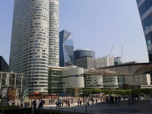 La Defense, Paris, business Paris