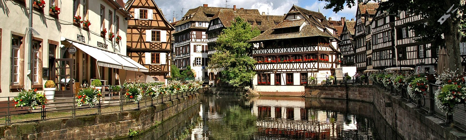 Go East to Alsace