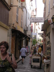 Antibes, Provence