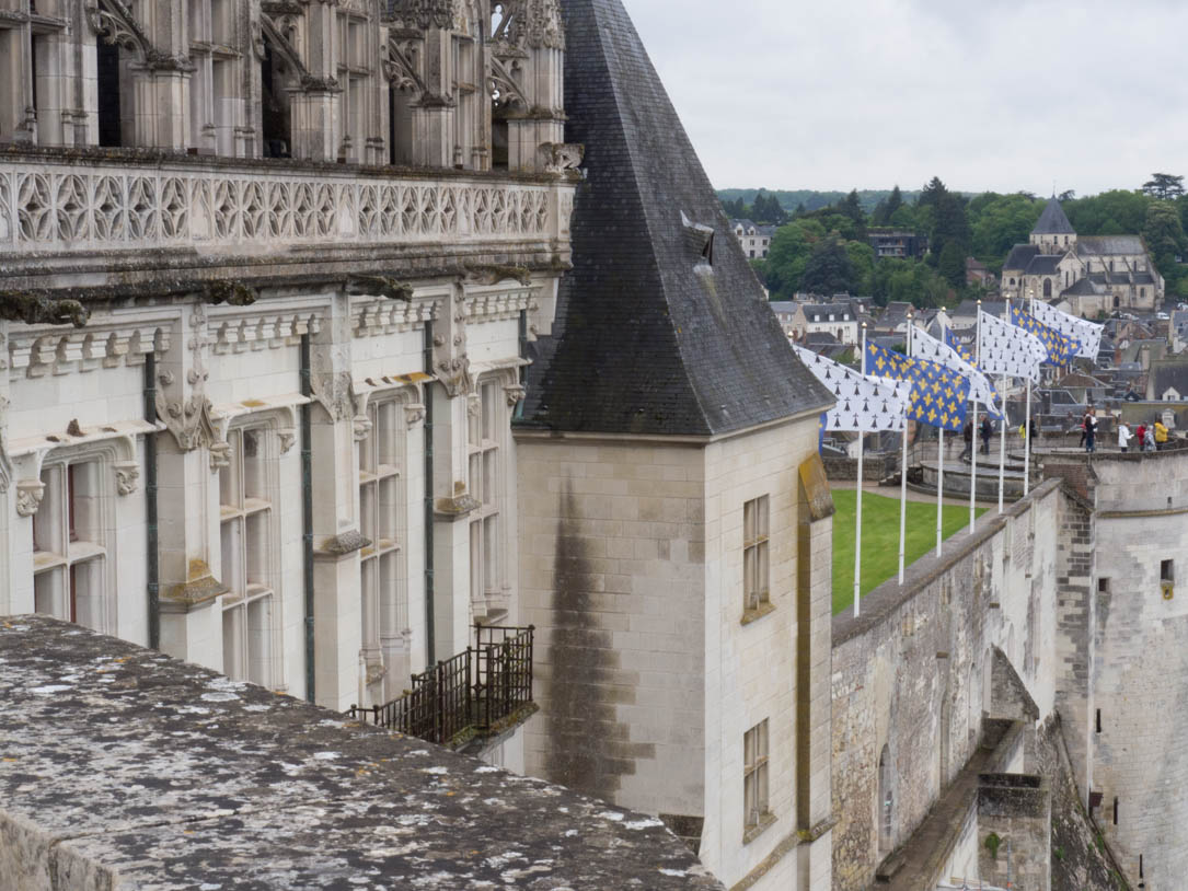 Amboise: A Nearby Chateau…or Two