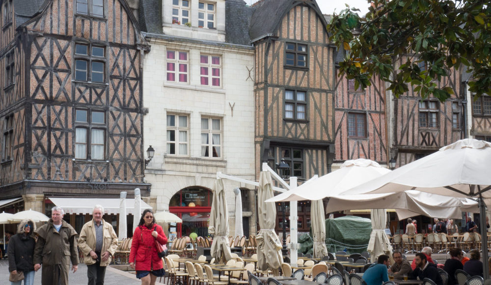 Tours, Gateway to the Loire Valley