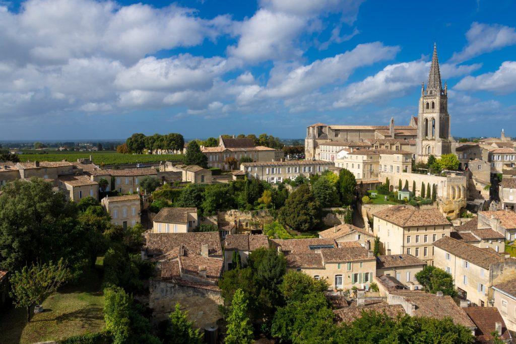 St. Emilion, Bordeaux, France travel, French wine