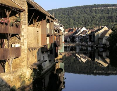 Le Jura, a Natural Wonder in the East