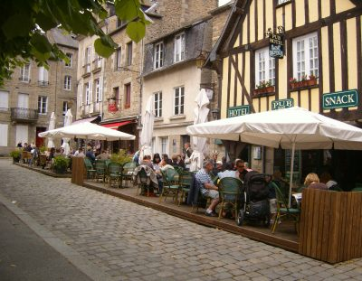 Highlights of Eastern Brittany France
