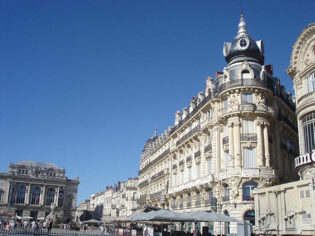 Languedoc Montpellier