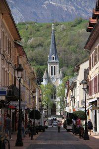 Alps, French Alps, Albertville, southeast France