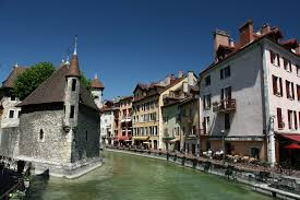 Lac d'Annecy, Annecy, French Alps, Alps, France
