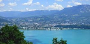 lac Bourget, Aix-les-Bains, French Alps, France, alps