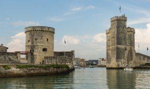Tour Saint Nicolas La Rochelle, Tour de la Chaine