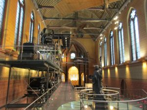 progress and technology museum, musee des arts et metiers