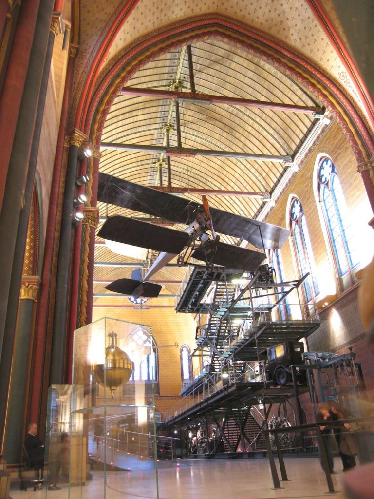 Industry and Progress museum Paris, Paris museums, travel France, Paris activities