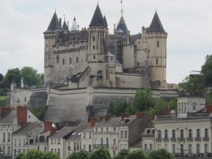Saumur, Loire Valley, castles, France travel, French castles