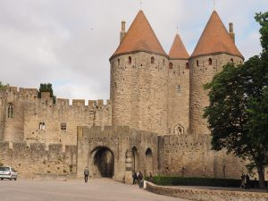 Carcassonne, Languedoc, France, France travel, French castles