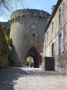 medieval France, Dinan, Brittany