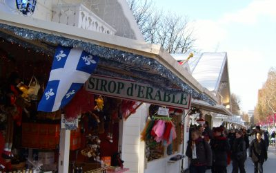 Three French Christmas Markets: A Video Journey