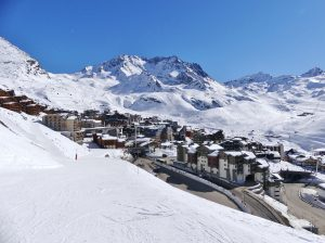 ski in France, France tourism, French alps, Val Thorens