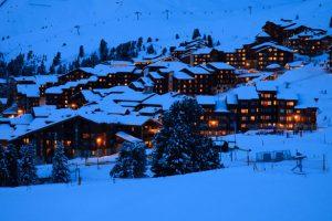 ski vacations in France, ski in France, ski in the Alps