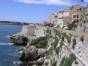Antibes, French beaches, French coast, Riviera