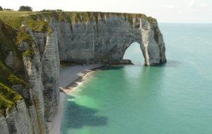 Etretat, Normandy, France, Le Havre, Deauville,