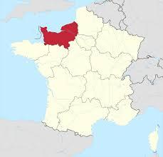 Normandy, France, Rouen, Etretat, Fecamp