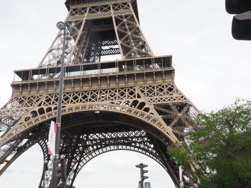 Eiffel Tower, Paris tourism