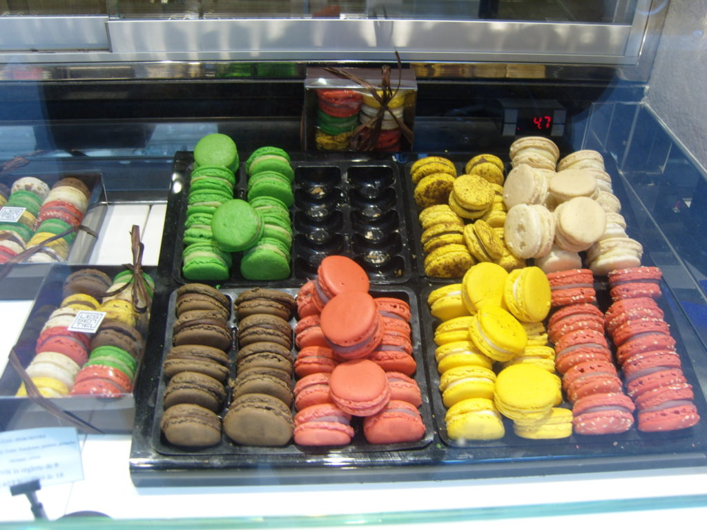 Macarons, French Macarons, French cookies