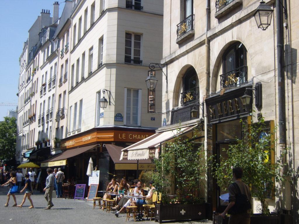 Paris, central Paris