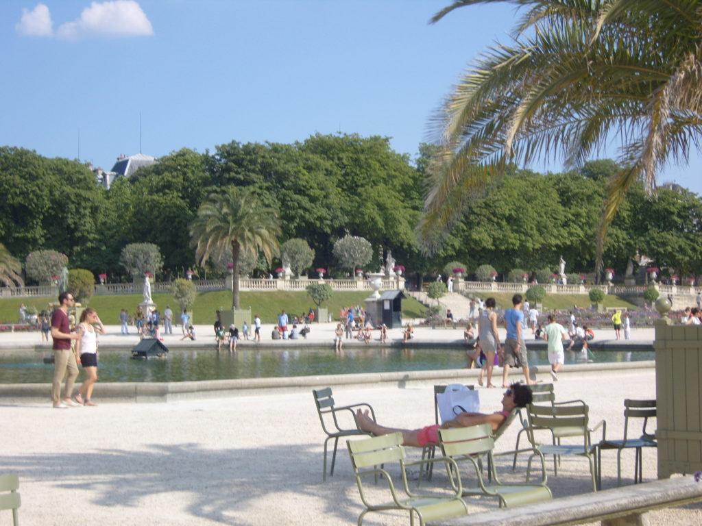 Jardin de Luxembourg, Luxembourg Garden, Paris Gardens, Paris Parks
