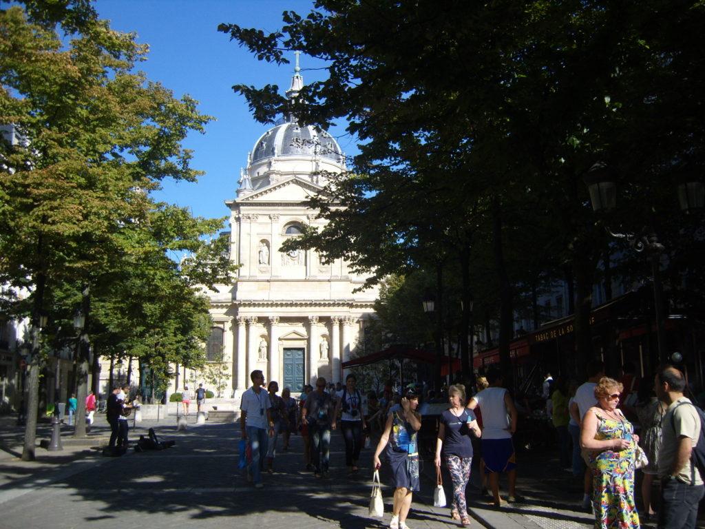 University of Paris, La Sorbonne