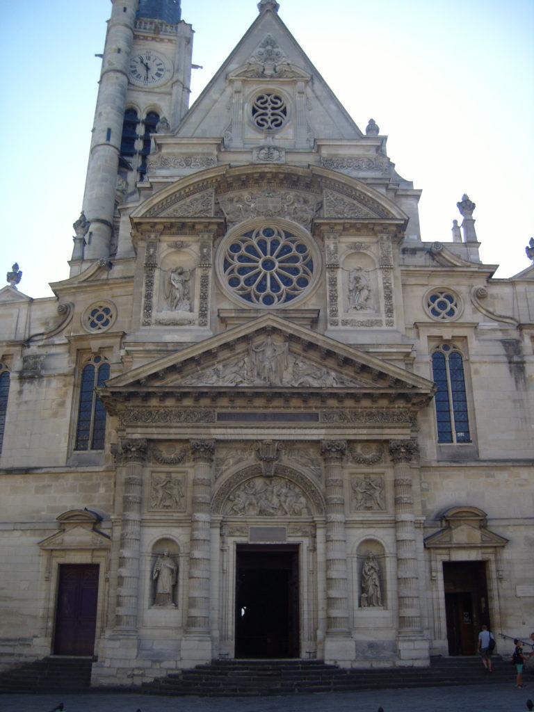 St. Etienne du Mont Church, Latin Quarter
