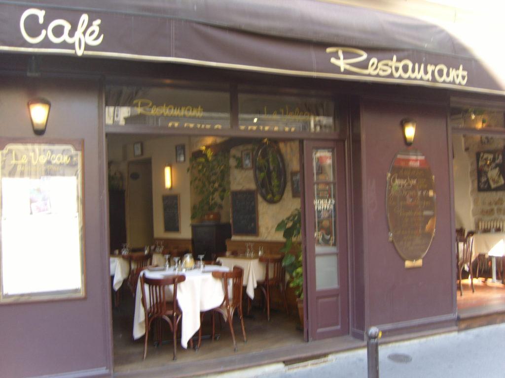Latin Quarter Restaurant, Paris