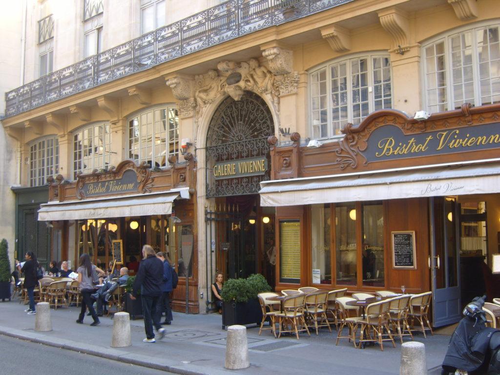 Galerie Vivienne, Paris Galeries