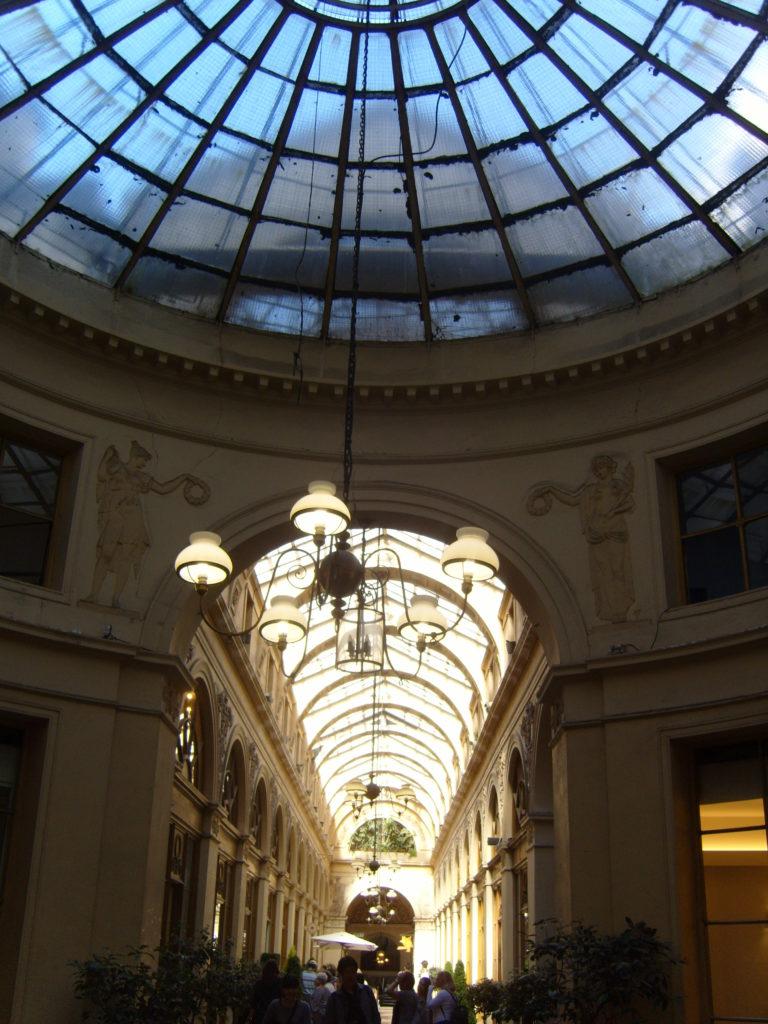 Galerie of Paris, Paris Galerie,