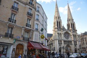 Belleville paris, Bobo Paris, 20th district Paris