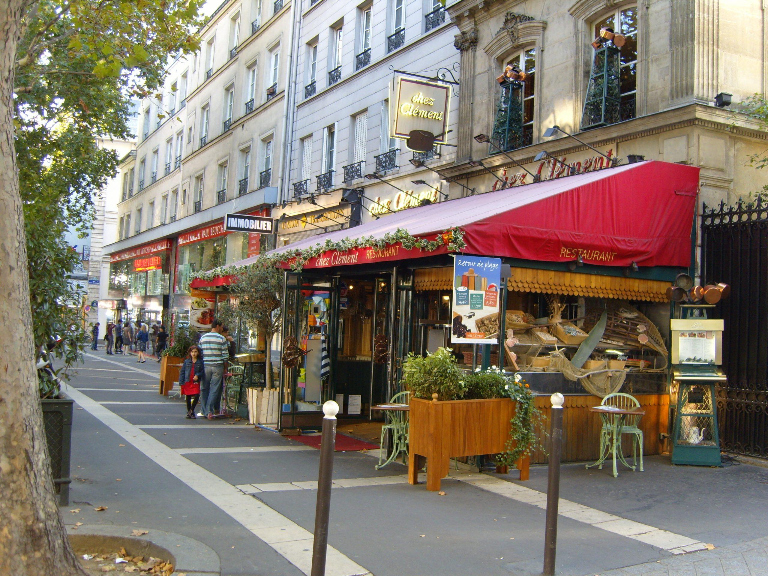 Oliver's France