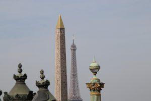 Paris Obelisk, Paris sundial, Paris monuments
