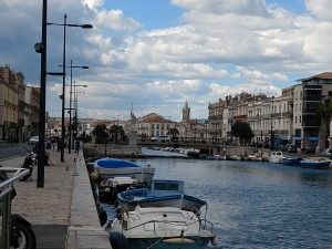 Sete France, southern France