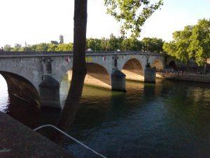 Paris, the Seine, La Seine, bridges in Paris