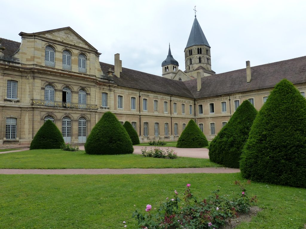 Cluny, Abbey of Cluny, Romanesque architecture, French architecture