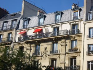 Haussmann architecture, Paris buildings
