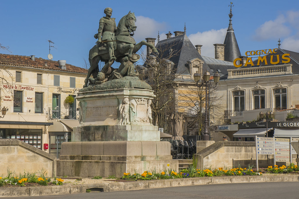 Cognac, France: Town and Taste