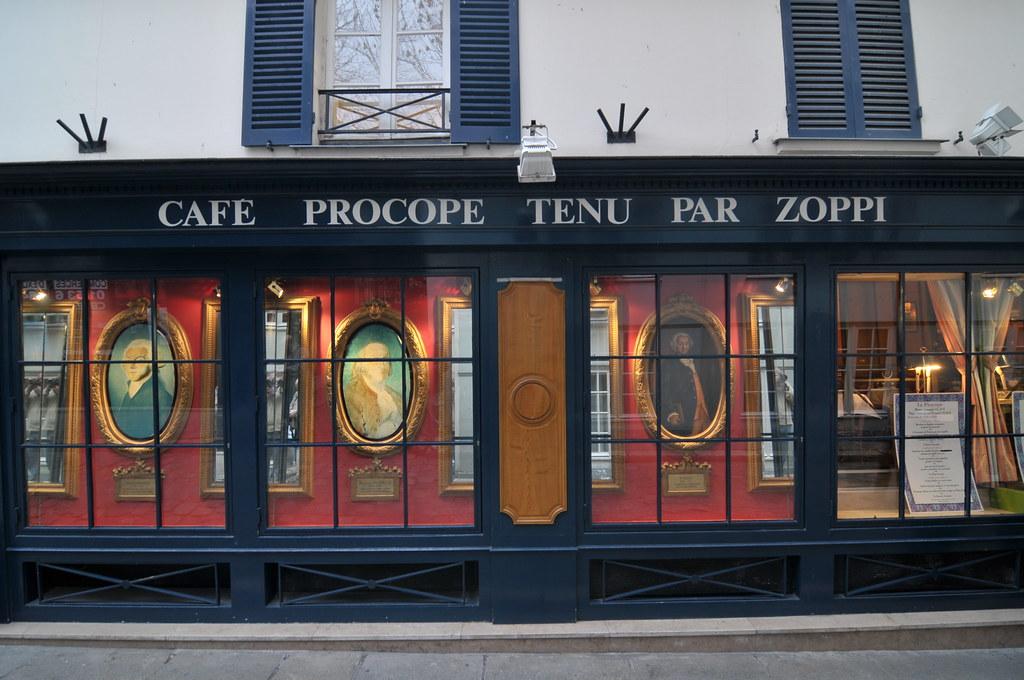 Oldest Cafe in Paris, France Travel, travel tips in France