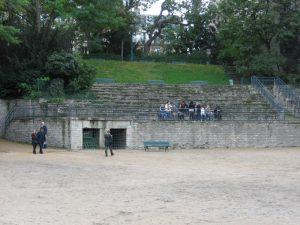 Oldest monument in Paris, France travel