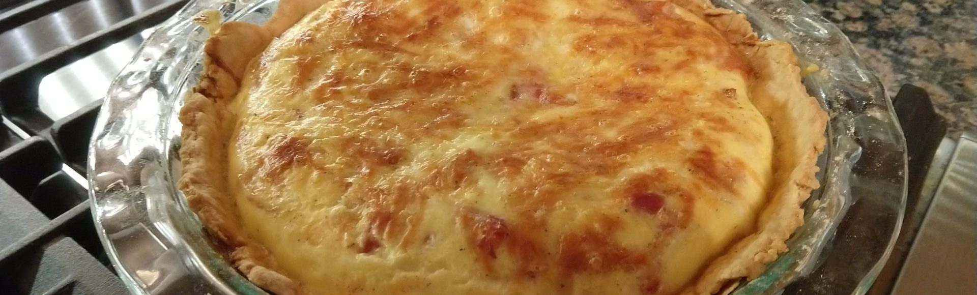 A Taste of France: Quiche Lorraine