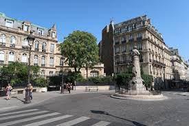 Place St. George Paris, Paris neighborhoods, France travel