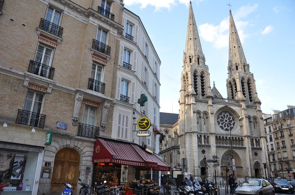 Belleville, Paris neighborhoods, 20th district Paris, travel France