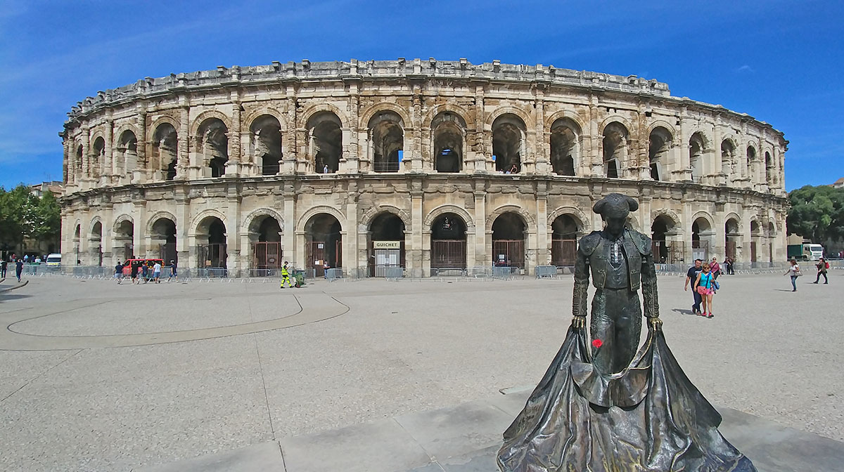 Nimes and Arles: Visit Ancient (and Modern) France