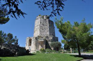 La Tour Magne, Ancient France, France travel
