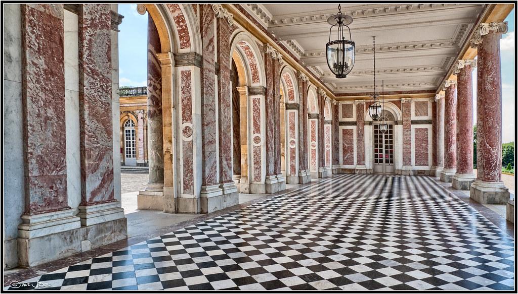 Grand trianon, Versailles France