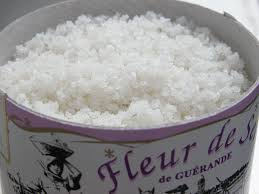 French sea salt, Sel de Guerande, France travel, French food